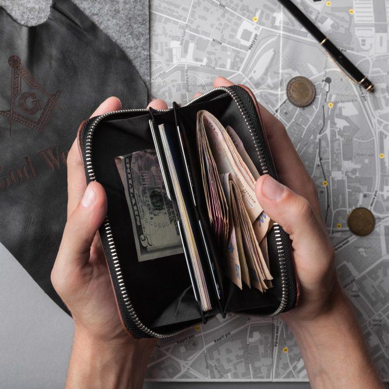 Кожаная обложка для паспорта, Обложка для документов, обложка на паспорт, кошелек, портмоне, документница