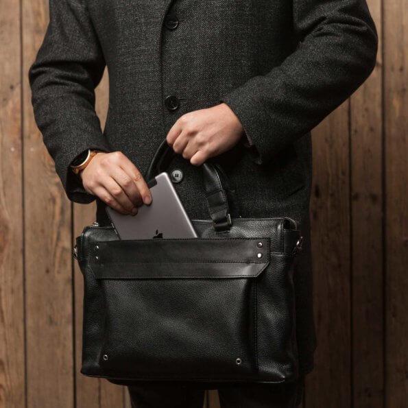 Деловые мужские сумки